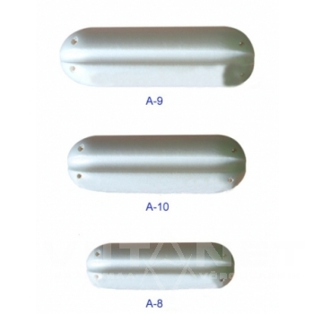 Võrguujuk A-9 PVC , 850g valge