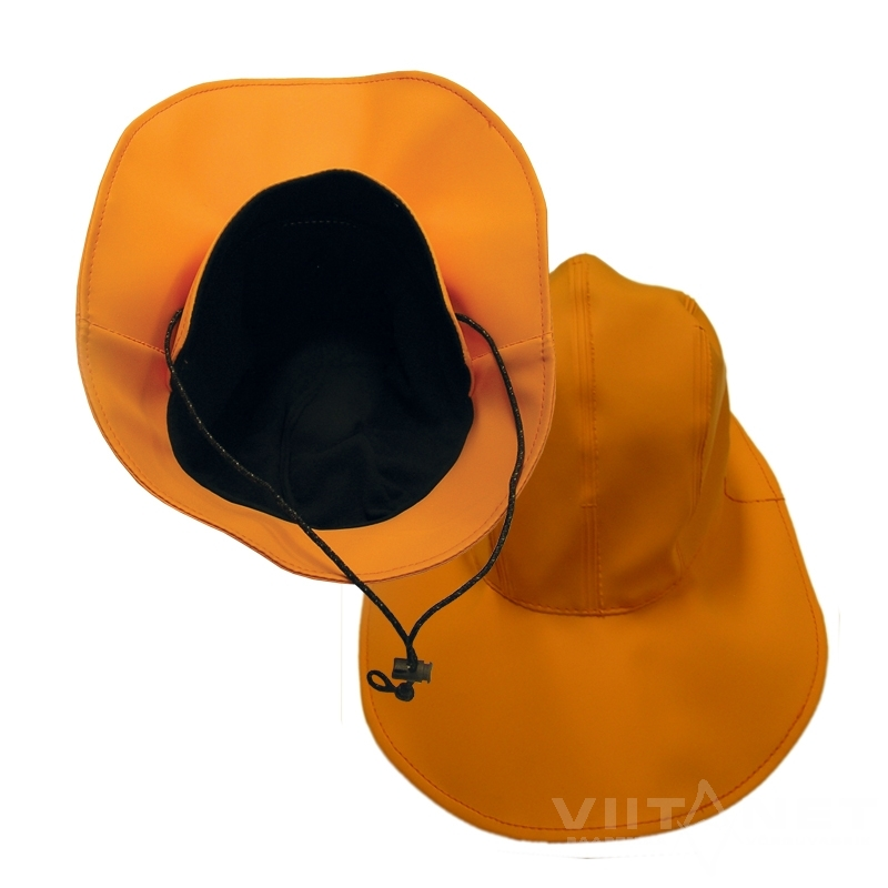 Süüdvester PVC 0,4mm oranž GoGreen